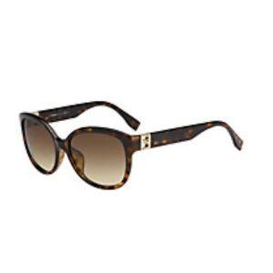 NWT Fendi Sunglasses with case and cloth